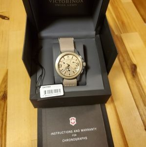 Victorinox Men's Swiss Army Chronograph 241533